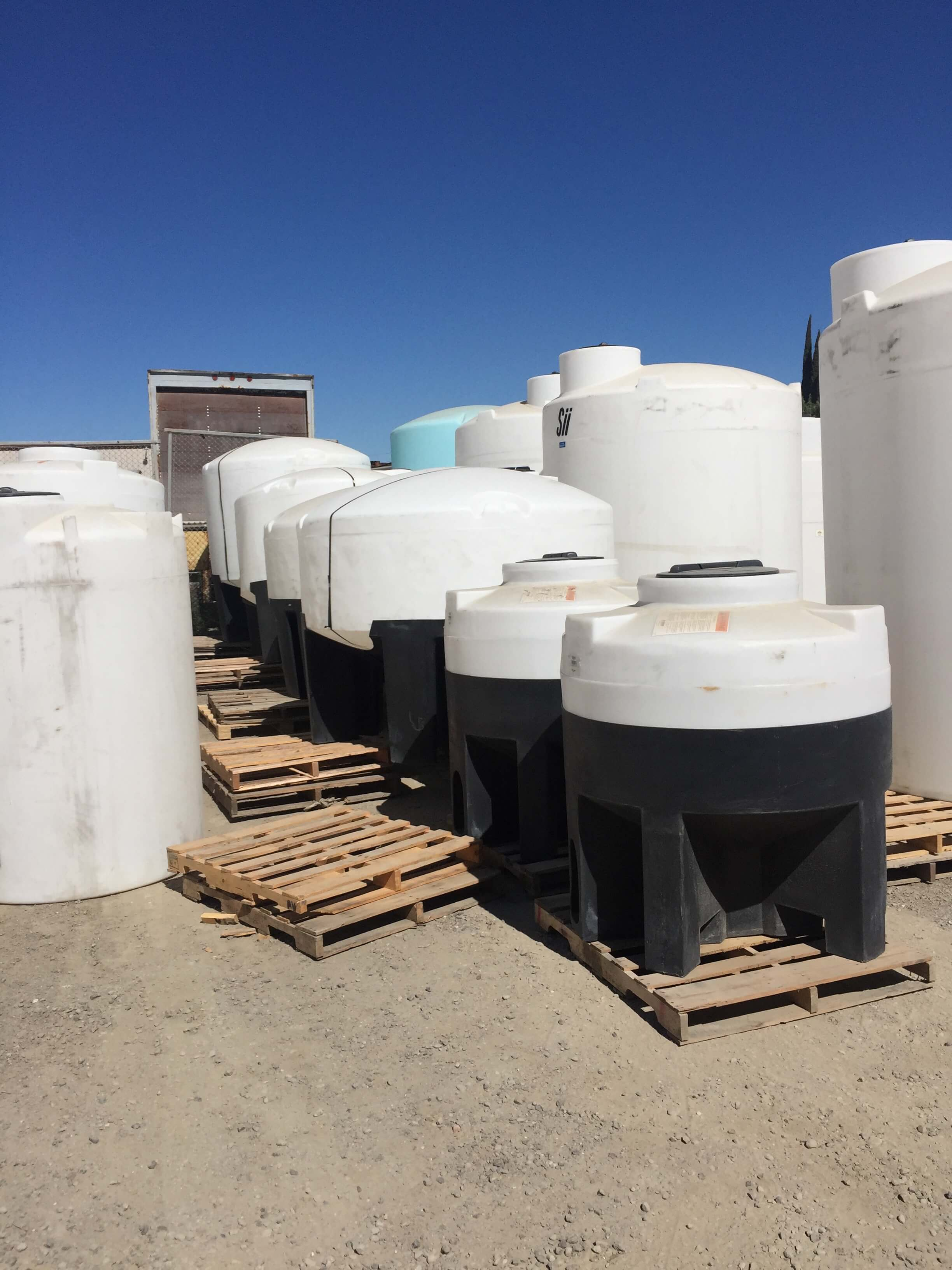 Water Storage Tanks Abbey Water Well Service